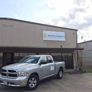 Houston office and warehouse