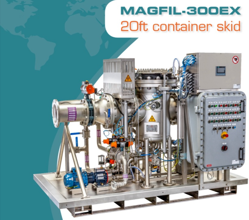MagFil B.V. established