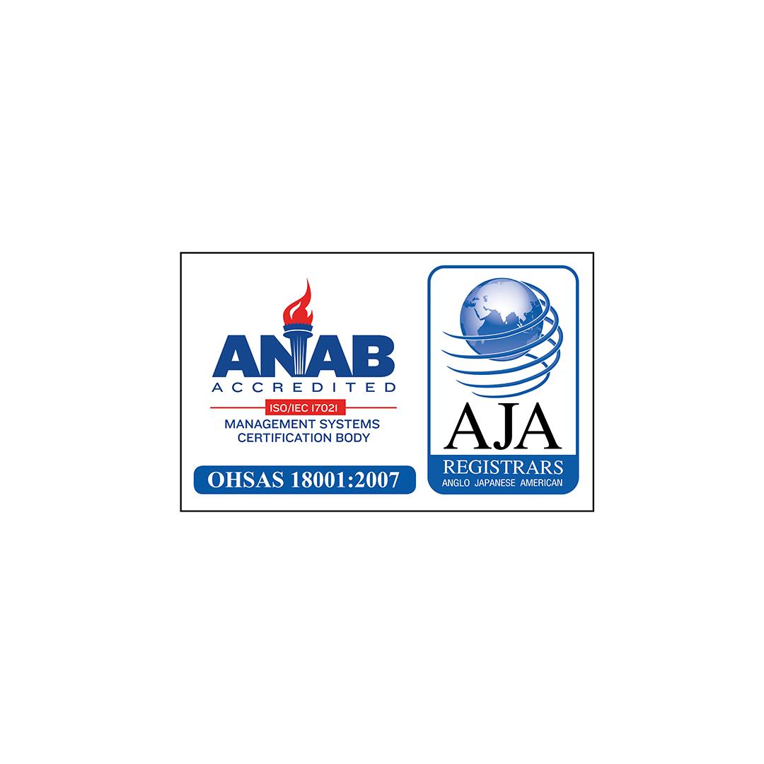 Successfully audited by AJA Registars